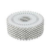 La Tartelette Decorative Round Pearl Straight Head Pins, 3.8cm - 480 Pcs