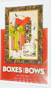 Boxes and Bows Christmas Quilt by Tom Russel Quilt Pattern