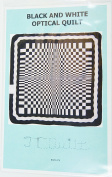 Black and White Optical Quilt by JT Quilt- Quilt Pattern