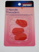 3 Needle Threaders