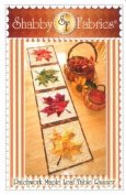 Pattern, Patchwork Maple Leaf Table Runner