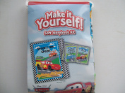 Make it Yourself Soft Storybook Kit CARS