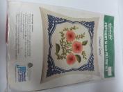 Wonderart Oriental Spring Stitchery 41cm Pillow Kit #5678