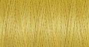 Gutermann 2T200Q/0758 | 0758-Lt Gold 100% Waxed Cotton Quilt Sewing Thread 200m