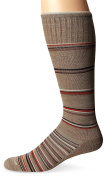 Sockwell Men's Concentric Stripe Graduated Compression Socks-Ideal for Travel-Sports-Prolonged Sitting-Standing & Reduces Swelling