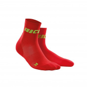 CEP Men's Dynamic+ Ultralight Short Socks with Compression