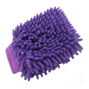 MAXGOODS Microfiber Dusting Mitt Car Window Washing Home Cleaning Cloth Duster Towel Gloves