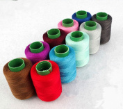Eastern Fashional Life Heavy-Duty Size 6600 Yards Bonded Polyester Sewing Thread