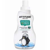 ATTITUDE, Little Ones, Laundry Detergent, Pear Nectar, 35 Loads, 1050ml