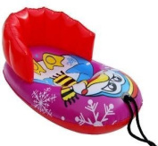 Uncle Bob's 11m X 7.3m Kiddie Seal & Penguin Pull Snow Sled
