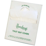 Horsleys Toilet Seat Cover, box of 125