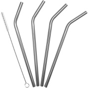 RTIC Stainless Steel Straws - 4 Pack