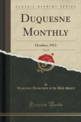 Duquesne Monthly, Vol. 19