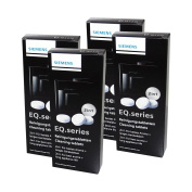 4x Siemens Cleaning Tablets