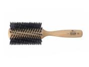 Kent Hairdressing Beech Wood Bristle Radial Hair Brush Styling Fringes - Large