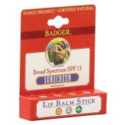 Badger Balm SPF15 Lip Balm