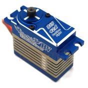 Blue Bird Full Aluminium Titanium Gears High Voltage Digital Brushless Servo For 1/10 Offroad RC #BLS-42A