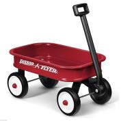 Radio Flyer Little Red Toy Waggon. Kids Gift Present Boy Girl Fun Steel Hauling
