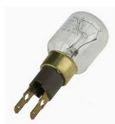 Fridge Lamp: 15 W T Click T25