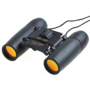 TechSmart Telescope(30x60 Compact Folding Binoculars+Carry Case,Cleaning Cloth,Neck Strap) -Perfect Design All for YOU