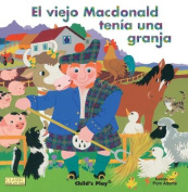 El Viejo MacDonald (Classic Books with Holes) [Board book] [Spanish]
