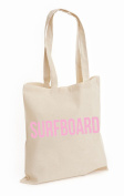 SurfBoard Flawless I WokeUp Like This Swag Dope Tour Watermelon Cotton Tote Bag