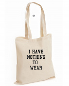 I Have Nothing To Wear Nap King Queen Fashion Blogger Collage Swag Top Cotton Tote Bag