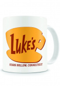 Luke's diner gilmore girls no cell phones mug coffee cup