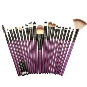Jamicy® 21 pcs Makeup Brush Set tools Make-up Toiletry Kit Wool Make Up Brush Set Description: