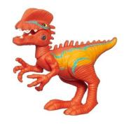 Playskool Heroes Toy Dinosaur - Jurassic World Chomp 'n Stomp Dilophosaurus Figure
