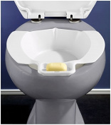 Portable Bidet - Hygienic Personal Care - Washing Bidet Bowl with Soap Holder by Kozee Komforts