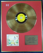 ELTON JOHN - Ltd Edition CD 24 Carat Coated Gold Disc - GOODBYE YELLOW BRICK ROAD