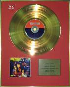PULP FICTION - Ltd Edition CD 24 Carat Coated Gold Disc - ORIGINAL SOUNDTRACK