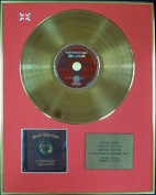 GOOD CHARLOTTE - Ltd Edition CD 24 Carat Coated Gold Disc - CHRONICLES OF LIFE AND DEATH