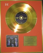 DEPECHE MODE - Ltd Edition CD 24 Carat Coated Gold Disc - SONGS OF FAITH & DEVOTION