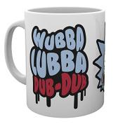 GB eye Ltd Rick and Morty, Wubba Lubba Dub Mug, Various