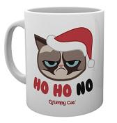 GB eye Grumpy Cat, Ho Christmas Mug, Various
