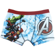 Boys Official Avengers Trunk Briefs 4 to 10 Years