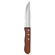 Catering Appliance Superstore GG819 Jumbo Steak Knife, Rosewood Handle, 115 mm