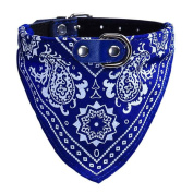 Puppy Neckerchief,Haoricu Adjustable Pet Dog Cat Neck Bandana Collar Scarf