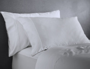 100% Bamboo Bed Linen - Luxury Pillowcases - Housewife Style (Set of 2)