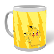 "GB eye ""Pikachu Evolve"" Pokemon Mug, Multi-Colour"