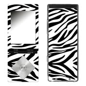 """Disagu Design Skin for Sony NWZ-A15 - motif """"Zebra No.2.5cm"""