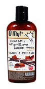 O My! Vanilla Dreams Goat Milk After-Shave Lotion - 120ml
