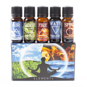 The 5 Elements Essential Oil Blends