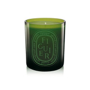 """Diptyque Coloured Candle Figuier """"Verte"""" / """"Green"""" Fig Tree 300g"""