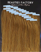 Beauties Factory Fashion Tape In Remy Human Hair Extensions Skin Weft Women's Beauty Hair506MIX