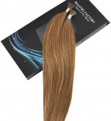 Beauties Factory 50cm i Nail Tip Pre Bonded Keratin Glue Fusion Remy Human Hair Extensions CODE