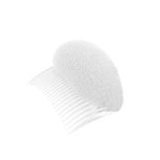 White Fashion Women's Hair Clip Styling Bun Maker Braid Tool Hair Comb Beauty Tool