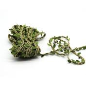 ROSENICE Artificial Green Leaves Rattan Cane DIY Garland Home Garden Christmas Decoration 10m